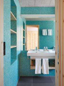 Alpine Lodge Chesa al Parc, Apartmanok  Pontresina - big - 24