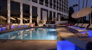 Beverly Hills Marriott, Отели  Лос-Анджелес - big - 26