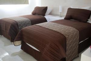 Cantabria House Suites, Апарт-отели  Агуаскальентес - big - 18