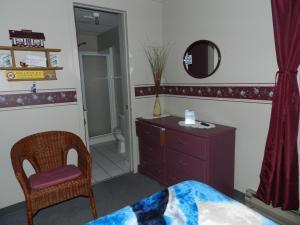 双人间 - 带私人浴室 - 地下室