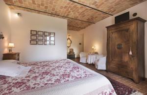 Agriturismo Albarossa, Vidiecke domy  Nizza Monferrato - big - 8