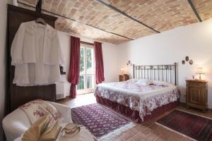 Agriturismo Albarossa, Vidiecke domy  Nizza Monferrato - big - 6