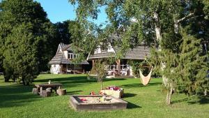 Kardoni Puhkelaager - Saareküla