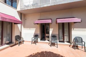 Hotel Kon Tiki, Hotely  San Vincenzo - big - 24