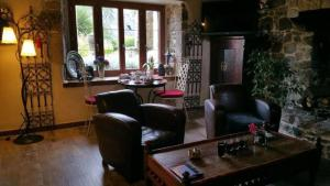 Le Domaine de Saint-Thomin, Bed & Breakfasts  Nostang - big - 52
