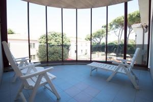 Hotel Kon Tiki, Hotely  San Vincenzo - big - 34