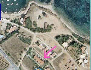 Villa Madeleine, Appartamenti  Nea Fokea - big - 7
