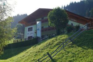 Landhaus St. Georg, Penziony  Saalbach Hinterglemm - big - 23