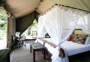 Tent - Luxe Tentenkamp