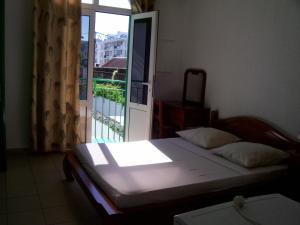 Hotel Le Nathania, Hotely  Saint-Pierre - big - 27