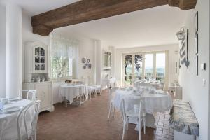 Agriturismo Albarossa, Vidiecke domy  Nizza Monferrato - big - 48