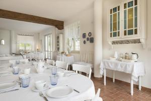 Agriturismo Albarossa, Vidiecke domy  Nizza Monferrato - big - 46