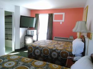 Habitación Doble con 2 camas dobles - No fumadores