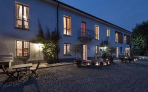 Agriturismo Albarossa, Vidiecke domy  Nizza Monferrato - big - 52