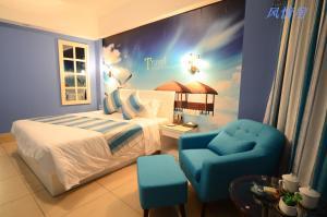 Hainan Longquan Hotel, Szállodák  Hajkou - big - 5