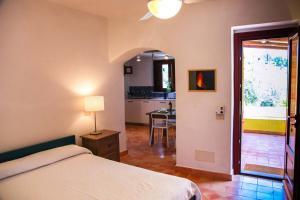 Residence Salina - Acquarela, Apartmanok  Malfa - big - 44