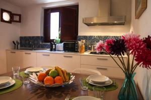 Residence Salina - Acquarela, Apartmanok  Malfa - big - 45