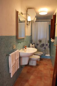 Residence Salina - Acquarela, Apartmanok  Malfa - big - 46