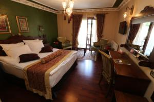 Rose Garden Suites, Hotely  Istanbul - big - 38