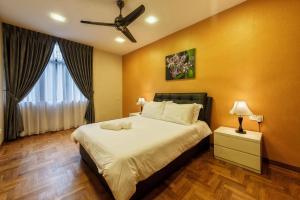 LSE @ Palm Garden Condominium, Ferienwohnungen  Johor Bahru - big - 40
