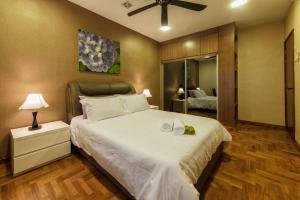 LSE @ Palm Garden Condominium, Ferienwohnungen  Johor Bahru - big - 39