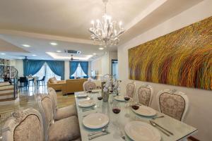 LSE @ Palm Garden Condominium, Ferienwohnungen  Johor Bahru - big - 38