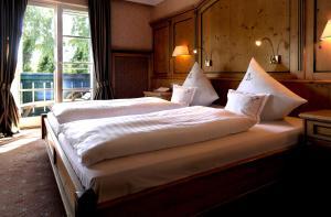 Garden-Hotel Reinhart, Hotely  Prien am Chiemsee - big - 16
