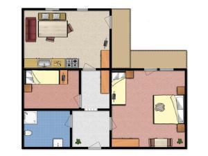 Gästehaus Falkner Ignaz, Appartamenti  Sölden - big - 24