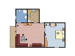 Gästehaus Falkner Ignaz, Appartamenti  Sölden - big - 25