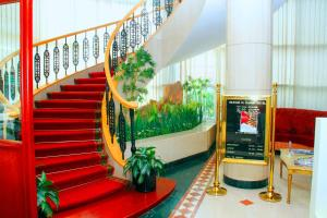 Nejoum Al Emarat, Отели  Шарджа - big - 42