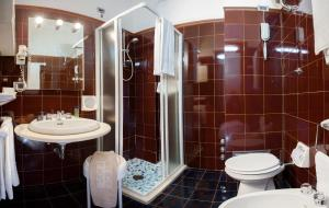 Grand Hotel De Rose, Hotels  Scalea - big - 24