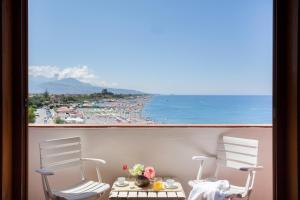 Grand Hotel De Rose, Hotels  Scalea - big - 11