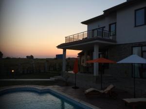 Villa Bellerose, Case vacanze  Bozhurets - big - 27