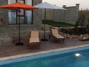 Villa Bellerose, Case vacanze  Bozhurets - big - 28