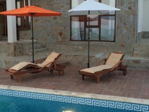 Villa Bellerose, Case vacanze  Bozhurets - big - 33