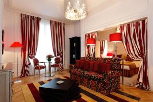 Majestic Hotel Spa, Szállodák  Párizs - big - 12