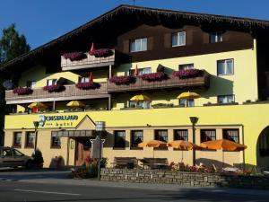 Hotel Cristallago, Hotels  Seefeld in Tirol - big - 1
