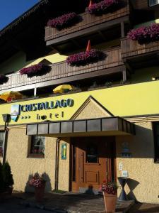 Hotel Cristallago, Hotels  Seefeld in Tirol - big - 59