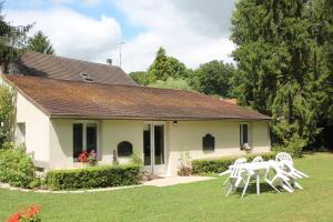 La Grangerie, Dovolenkové domy  Vieux-Moulin - big - 2
