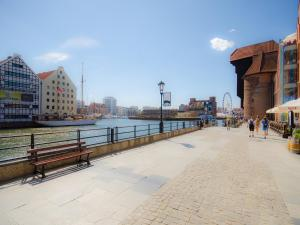Old Town by Welcome Apartment, Apartmány  Gdaňsk - big - 206