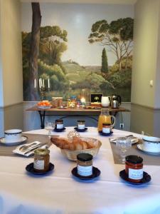 Chateau Pech-Céleyran, B&B (nocľahy s raňajkami)  Salles-d'Aude - big - 45