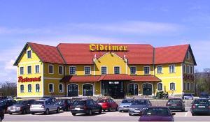 Oldtimer Motorhotel Guntramsdorf
