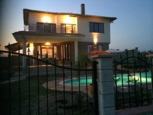 Villa Bellerose, Case vacanze  Bozhurets - big - 44