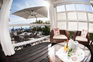 Grand Hotel De Rose, Hotels  Scalea - big - 73