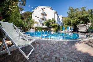 Grand Hotel De Rose, Hotels  Scalea - big - 51