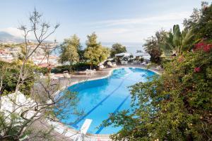 Grand Hotel De Rose, Hotels  Scalea - big - 92