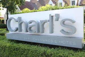 Charl's, Penziony  Knokke-Heist - big - 16