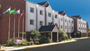 Hotel Aeroparque Inn & Suites, Hotely  Buenos Aires - big - 20