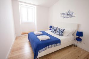 Loving Chiado, Appartamenti  Lisbona - big - 37