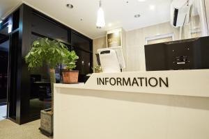 Top Hotel & Residence Insadong, Aparthotels  Seoul - big - 24